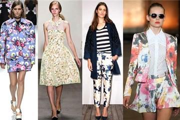 Những xu hướng thời trang hè 2014 không nên bỏ qua