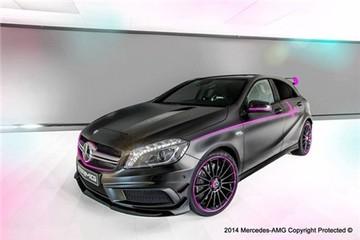 Mercedes-Benz A45 AMG Erika -