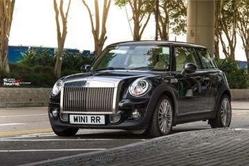 Mini phong cách Rolls-Royce - sự kết hợp ngược đời