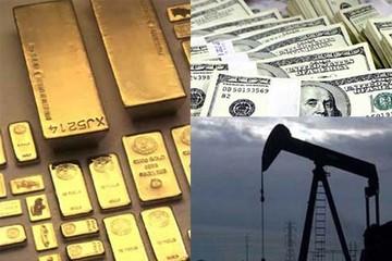 Thị trường hàng hóa 13/5: Giá dầu lên cao nhất trong 2 tuần, giá vàng giảm nhẹ