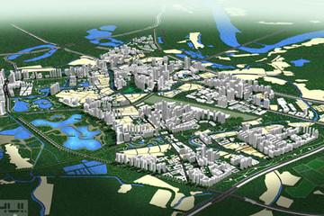 Hà Nội quy hoạch phân khu đô thị quy mô 3.000 ha