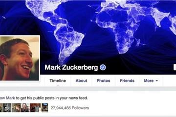 30 điều Mark Zuckerberg đã làm được trước tuổi 30