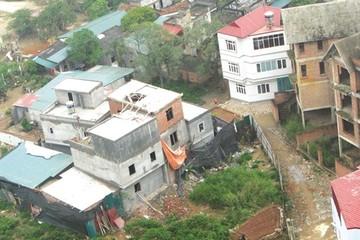 5.000 mét vuông đất bị lấn chiếm trái phép
