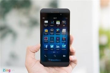BlackBerry Z10 hàng dựng xuất hiện ở Sài Gòn