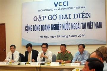VCCI: Việt Nam cam kết đảm bảo an toàn cho các doanh nghiệp