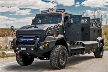 Inkas Huron - xe chống đạn đặc chủng