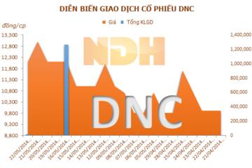 DNC: SCIC đã thoái toàn bộ 57,38% vốn