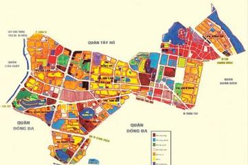 Điều chỉnh quy hoạch khu chính trị Ba Đình: Sẽ di dời Bộ Nông Nghiệp