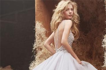 Váy cưới Hayley Paige phóng khoáng