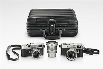 Bộ máy ảnh tiền tỷ kỷ niệm 100 năm thành lập của Leica