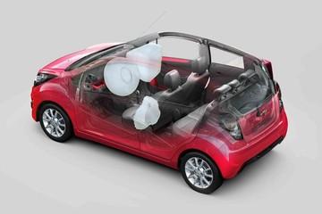 GMV ra mắt Chevrolet Spark Zest giá dưới 400 triệu đồng