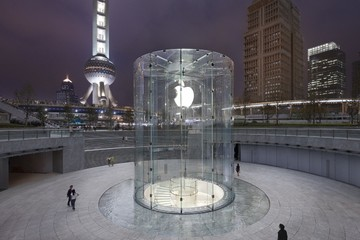 11 cửa hàng Apple có kiến trúc đẹp nhất thế giới