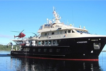 Khám phá du thuyền Atmosephere, gã du mục đại dương