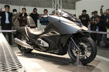 Honda phát triển 'chiến binh' NM4-02 mới