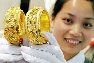 Sáng 3/6: Giá vàng tiếp tục giảm nhẹ xuống 36,3 triệu đồng/lượng