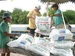Giá phân bón trong nước tiếp tục ổn định