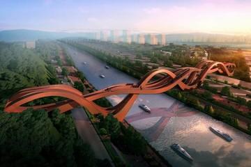 """Những cây cầu """"không tưởng"""" trên thế giới"""