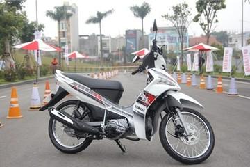 Loạt xe số ra mắt thị trường Việt Nam nửa đầu 2014