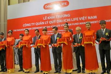 Ra mắt Công ty Quản lý quỹ Dai-ichi Life Việt Nam