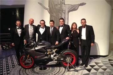 Ducati 1199 Panigale S Senna duy nhất tại châu Âu đã có chủ