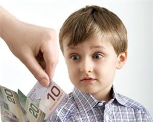 Bí kíp dạy con tiêu tiền