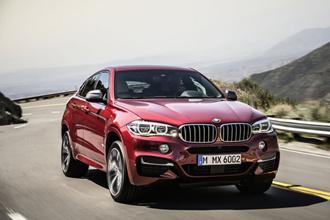 BMW tiết lộ X6 M Sport 2015