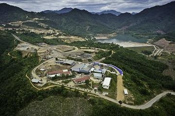Quảng Nam: Mỏ Vàng Bồng Miêu hoạt động trở lại