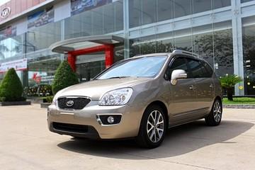 Kia Carens giảm giá lên đến 30 triệu đồng