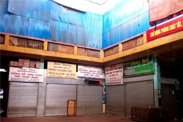 Vì sao 300 tiểu thương chợ Cốc Lếu đồng loạt đóng cửa hàng?