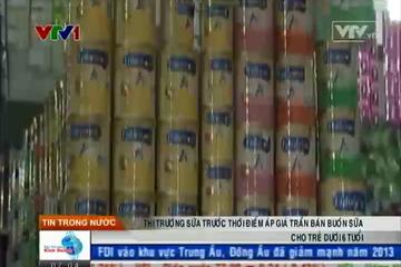 Bản tin tài chính VTV1 sáng 10/6/2014