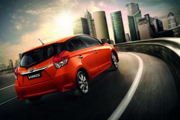 Toyota ra mắt Yaris phiên bản mới giá từ 620 triệu đồng