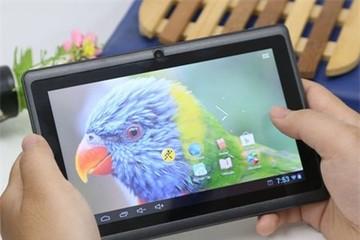 Những tablet đắt hàng nhất thị trường Việt