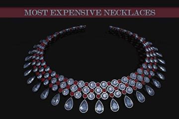 5 dây chuyền kim cương đắt giá nhất thế giới