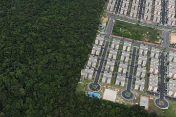 Đến thăm thành phố đăng cai World Cup nằm giữa rừng rậm nhiệt đới