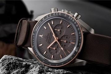Đồng hồ đổi màu theo ánh sáng của Omega