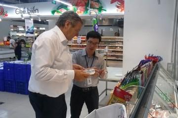 Đoàn công tác Bộ Kinh Tế Hà Lan tìm hiểu thị trường bán lẻ Việt Nam.