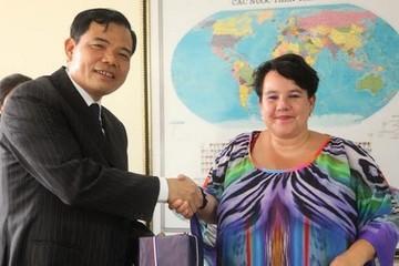 Hà Lan ngưỡng mộ nỗ lực của Việt Nam trong phát triển nông nghiệp