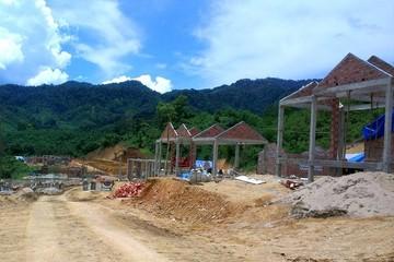 Kon Tum: Ngổn ngang khu tái định cư thủy điện Đăk Đrinh