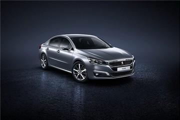 Peugeot 508 2015 - Phiên bản trong mơ