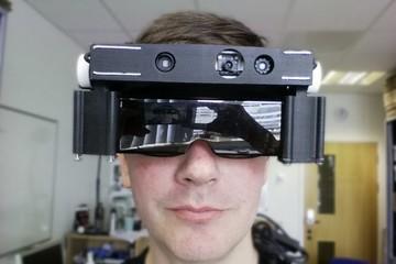 Chiếc kính thông minh cho người khiếm thị