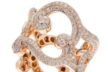 Độc đáo BST trang sức mới của Faberge