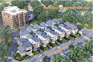 Tp.HCM quy hoạch Khu biệt thự tại quận 2