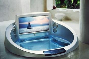 Những bồn tắm nước nóng đắt nhất hành tinh