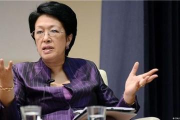 Bà Tôn Nữ Thị Ninh nói về Biển Đông trên truyền hình Đức