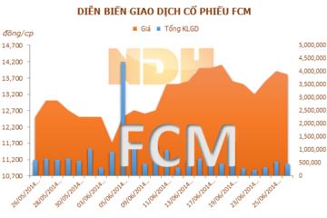 FCM sẽ nâng sở hữu tại CTCP FECON Nghi Sơn lên 51,5%