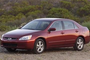 Honda triệu hồi hơn 2 triệu ô tô do lỗi túi khí