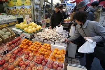 Lạm phát Nhật Bản lập đỉnh hơn 30 năm