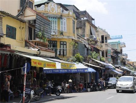 Hà Nội: Phải có phương án xây lại biệt thự cũ trước khi phá dỡ