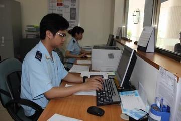 9 đại lý thủ tục hải quan bị tạm dừng hoạt động