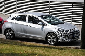 Lộ diện Hyundai i30 2015 bản nâng cấp